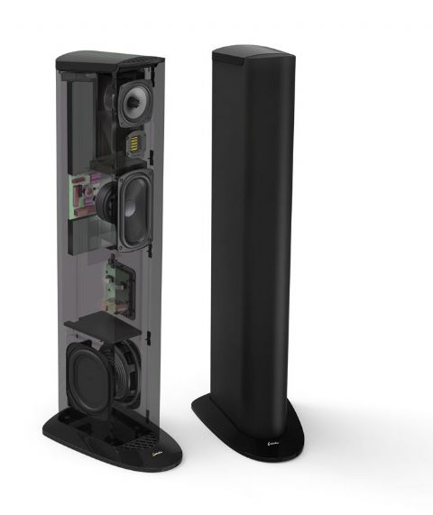 GoldenEar Technology Triton Three+ Tower